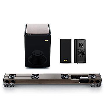 【演示数据】惠威 M200MKIII 有源音箱 2.0音箱